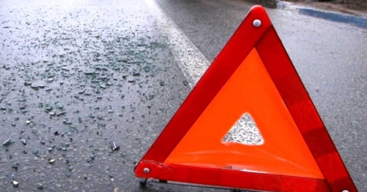 95% всех случаев ДТП происходят по вине водителей
