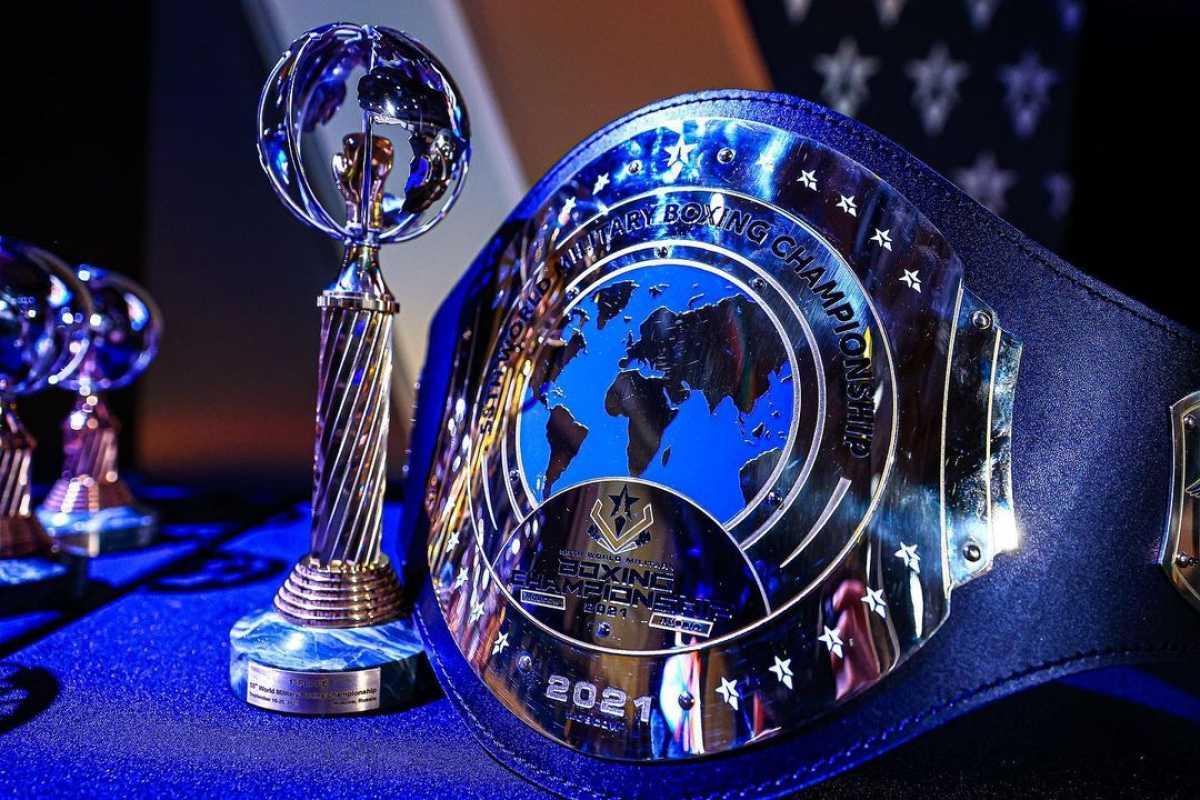 Казахстанские армейцы завоевали три золота на чемпионате мира по боксу