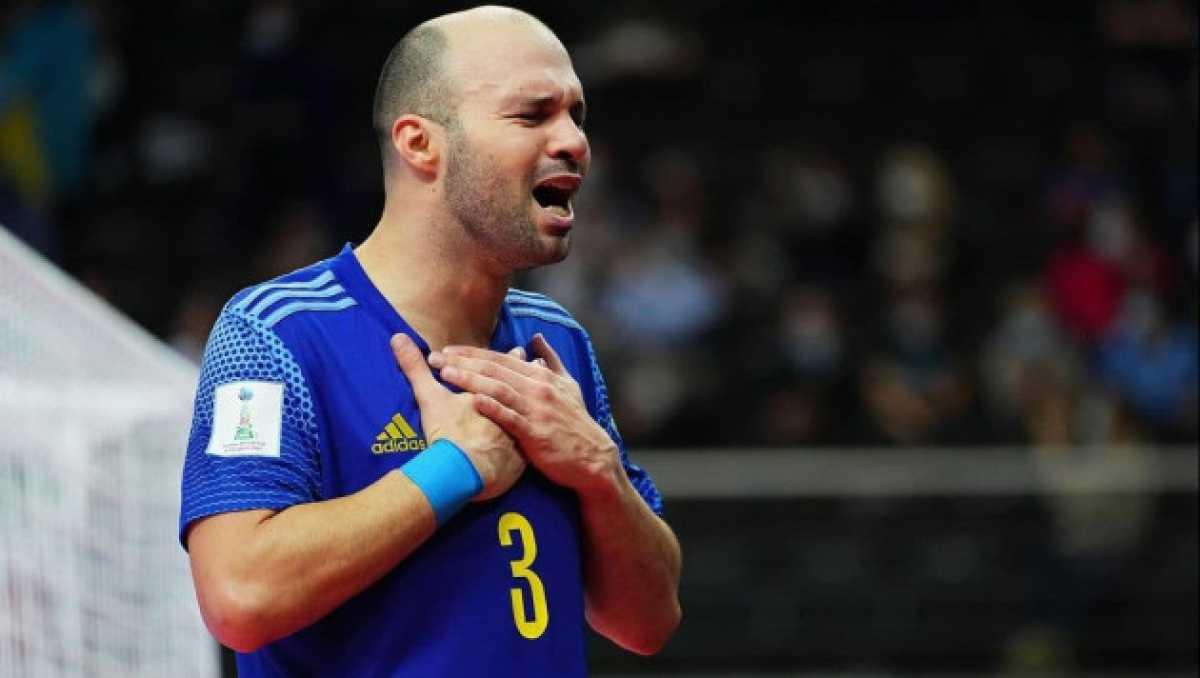 Сборная Казахстана по футзалу впервые вышла в полуфинал чемпионата мира: видео исторической победы