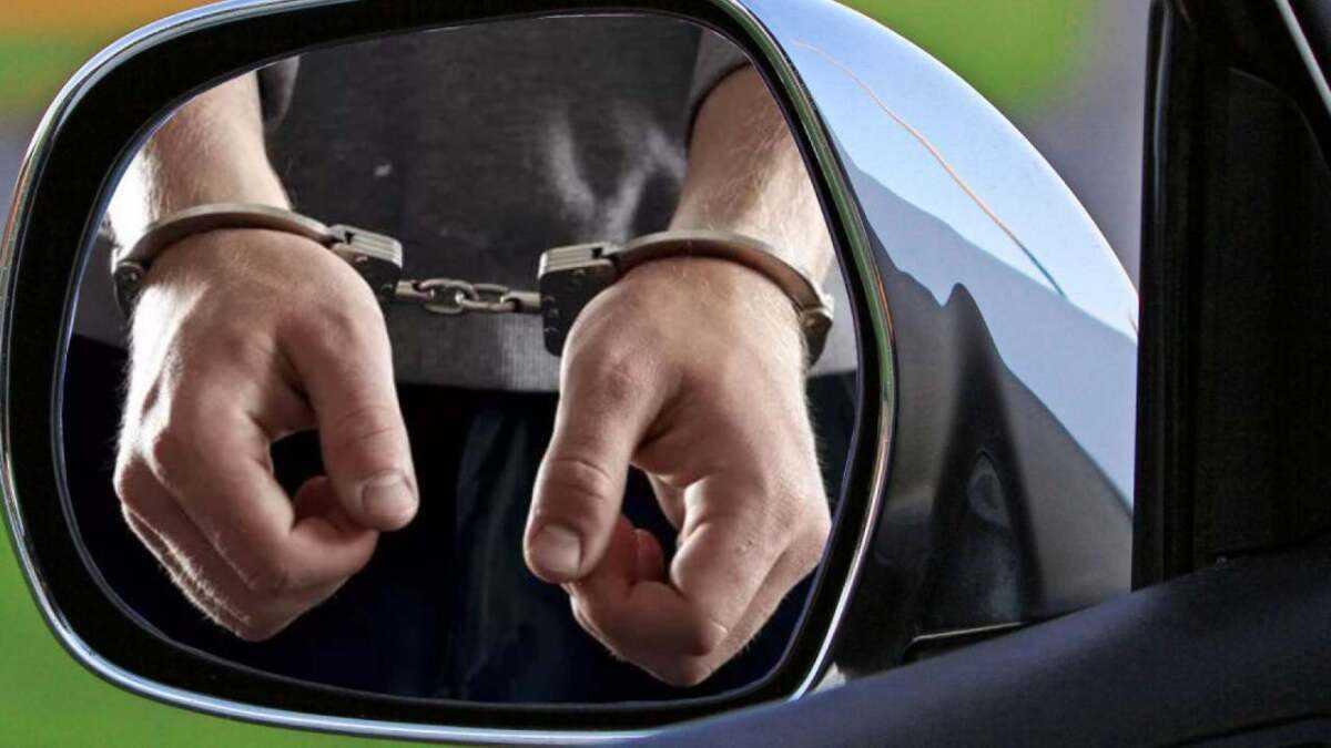 Неоднократно судимый алматинец задержан за кражу авто