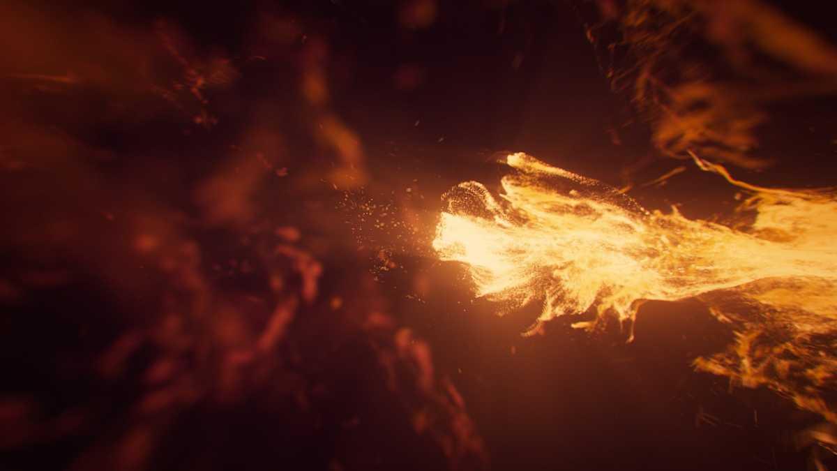 Возгорание произошло в Аксайском ущелье Алматинской области