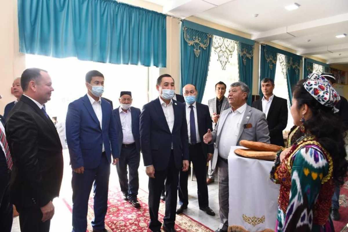 Председатель Ассамблеи народа: Казахстанские узбеки — неотъемлемая часть народа