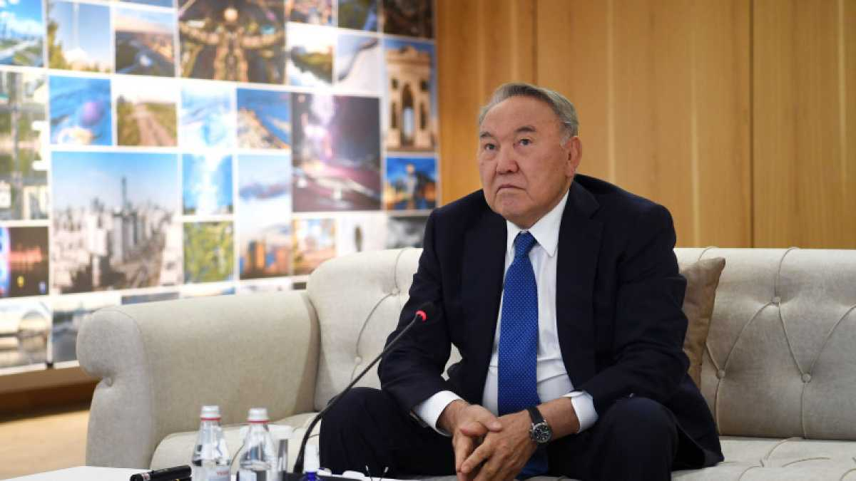 «Этот город очень дорог для меня»: Назарбаев высказался о Нур-Султане