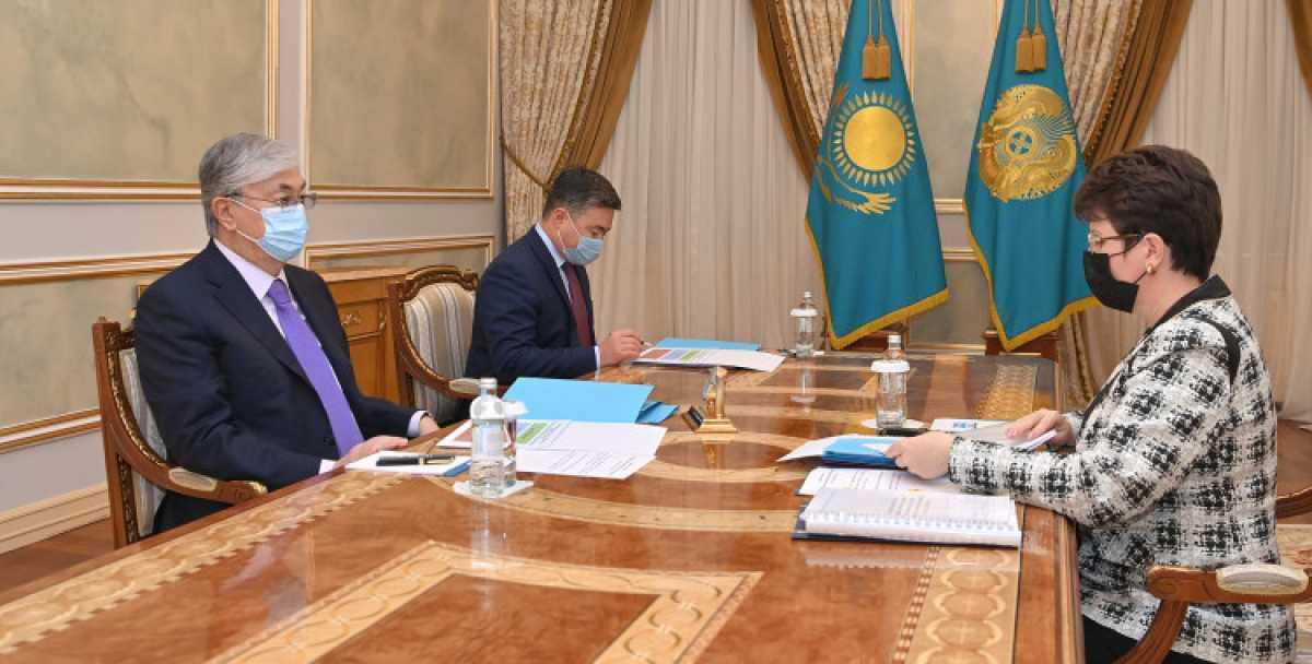 Счетный комитет предложил Токаеву сократить расходы бюджета