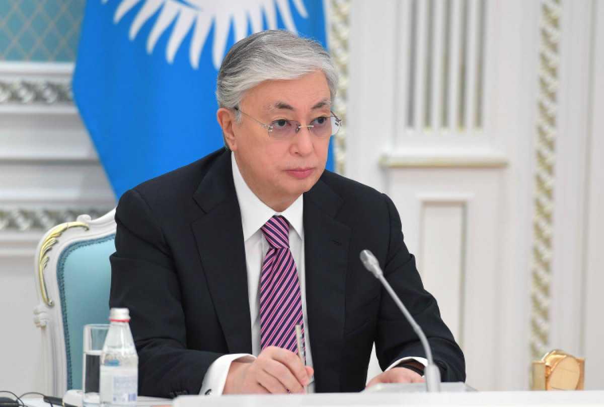 Токаев примет участие в заседании Совета глав государств СНГ