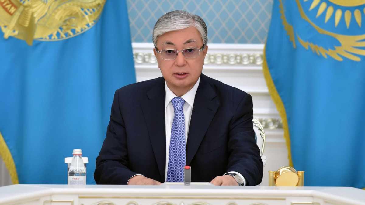 Токаев утвердил перечень национальных проектов