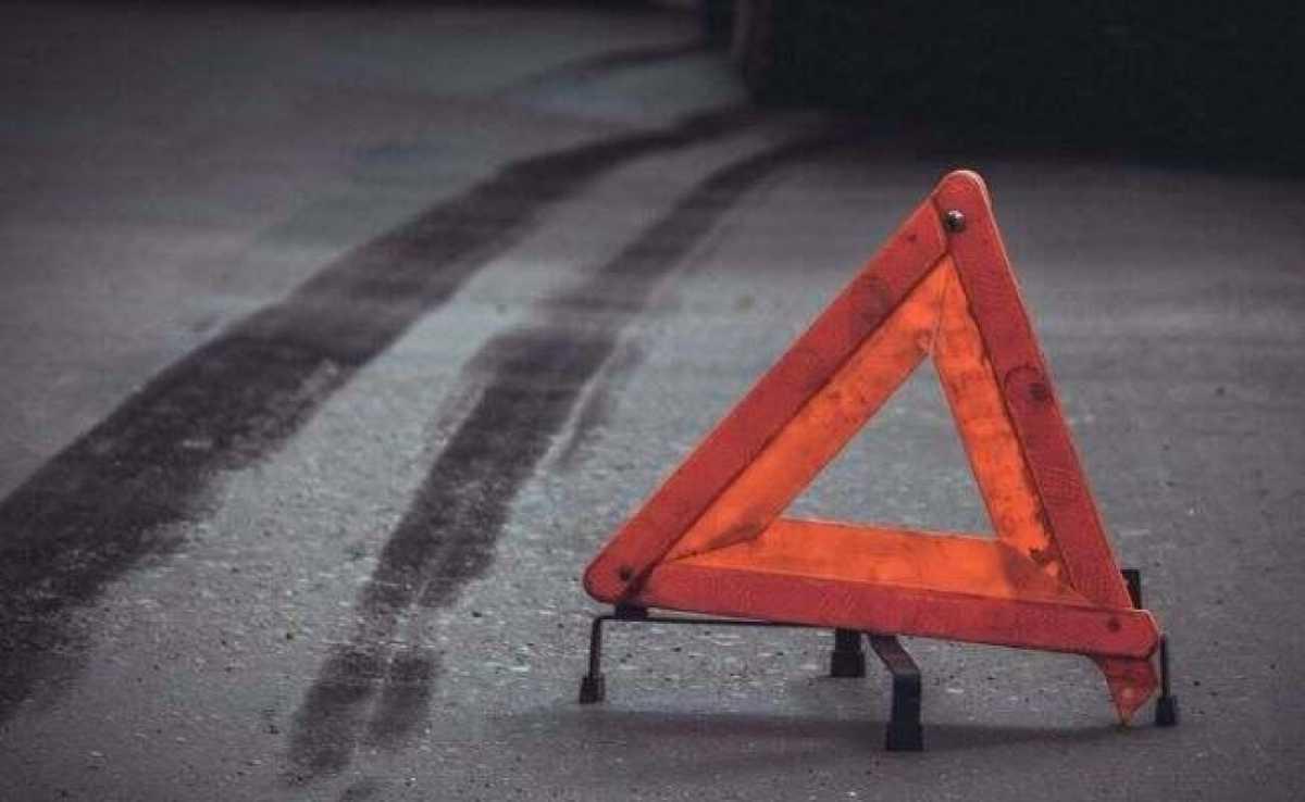 Водитель Газели наехал на пешехода и скрылся в Балхаше