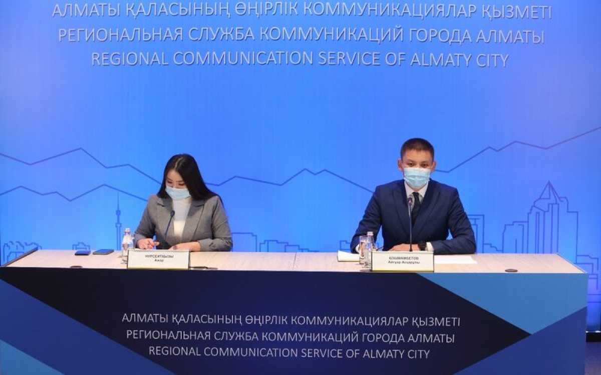 В Алматы благодаря «Дорожной карте бизнеса-2025» профинансировано свыше 1100 проектов