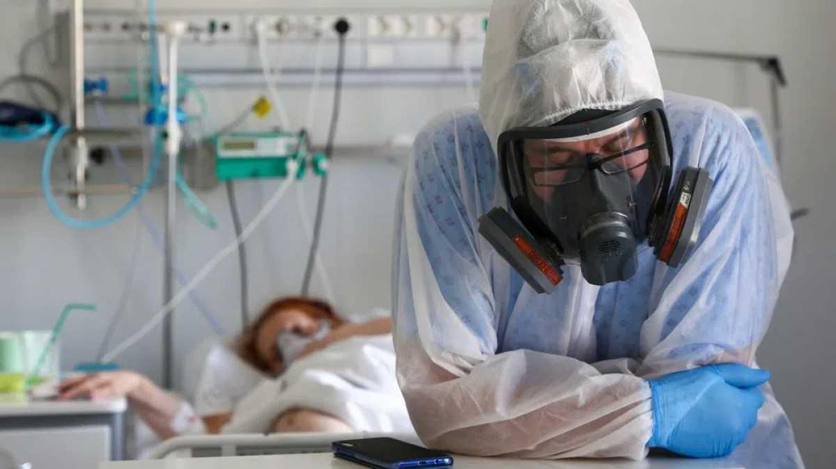 «Большая часть пациентов в тяжелом состоянии», – главврач Костанайской областной больницы
